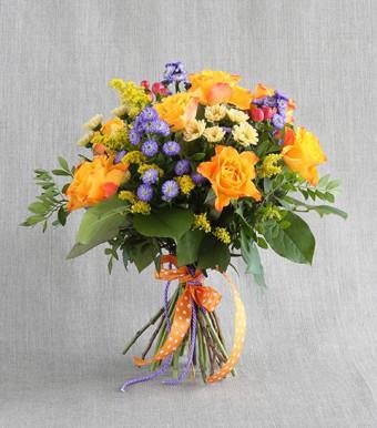 """Букет """"Цветы из сада моего"""""""